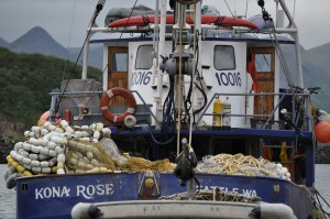 Fishing Vessel Kona Rose (Kells Hetherington Photo)