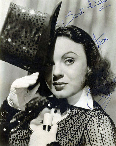 Ella Logan (March 6, 1913 – May 1, 1969) was a Scottish-born actress and singer, who appeared on Broadway, recorded and had a nightclub career in the United States and internationally.